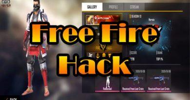 Free fire hack ( Diamond)