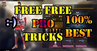 free fire tricks