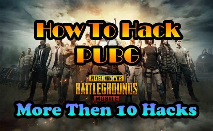 pubg hack