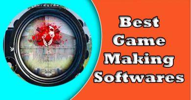 Best game making softwares