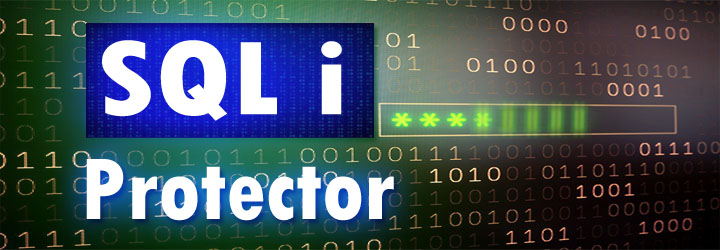 sql injection protection tool to protect the websites from sql injections attacks
