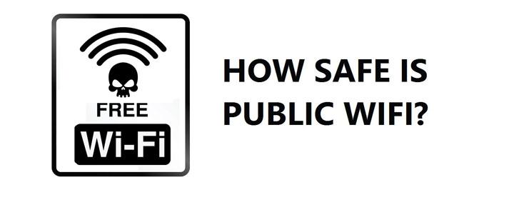 How safe is public Wi-Fi - Ebuyer Blog