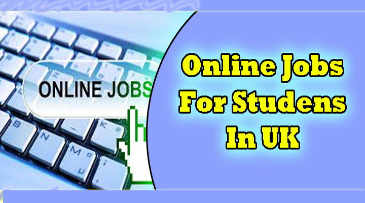 online jobs for students in uk