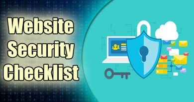 cybser security protection cybe4r security checklist for website best website security checklist