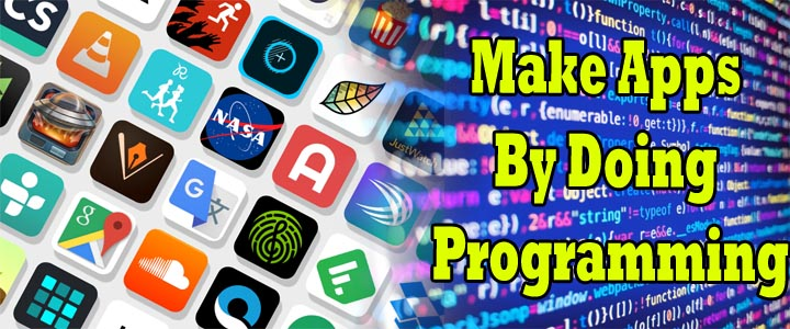 how to make money as programmer make apps by doing programming earn money by programming.