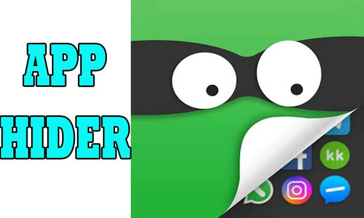 how to hide apps using app hider app