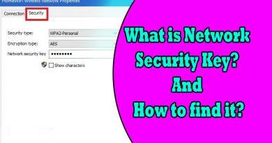 net work security kkey
