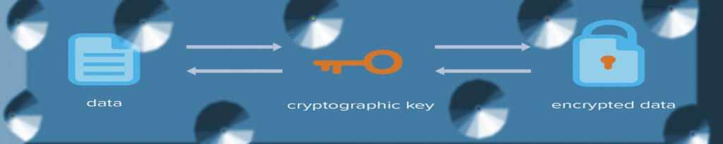 end to end encrypted data