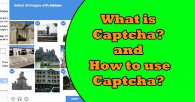 captcha what is it