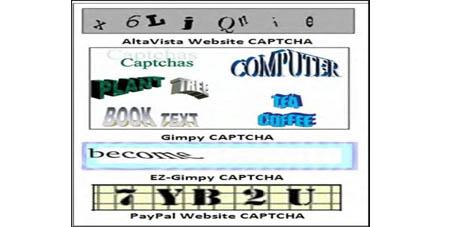 text based captcha