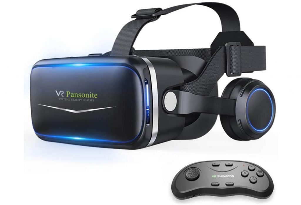 You should by this to egt the best VR headset for Iphone