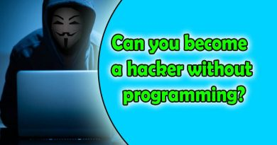 can you become an hacker without programming