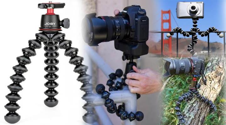 gorilla tripod for iphone