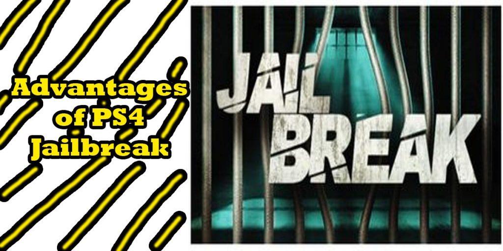 Advantages of PS4 Jailbreak