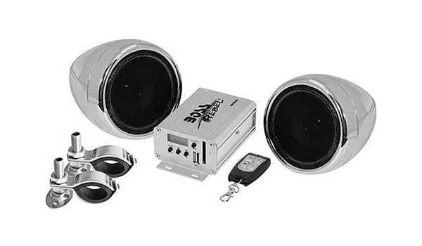 best speaker for motor cycle
