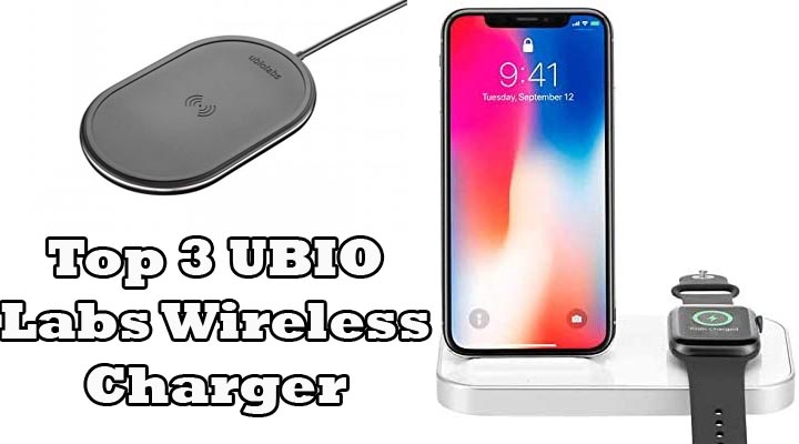 UBIO LABS WIRELESS CHARGER