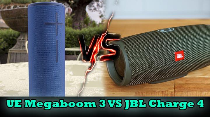JBL charge 4 vs UE megaboom 3