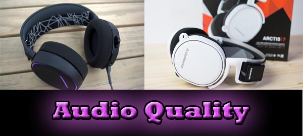 arcris 5 vs 7  audio quality