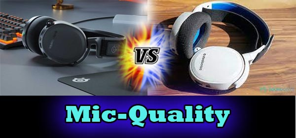 mic quality steelseries arctis 7 vs 7p